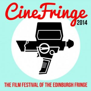 cinefringe short film festival logo