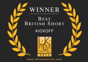 UK film festival best british short award